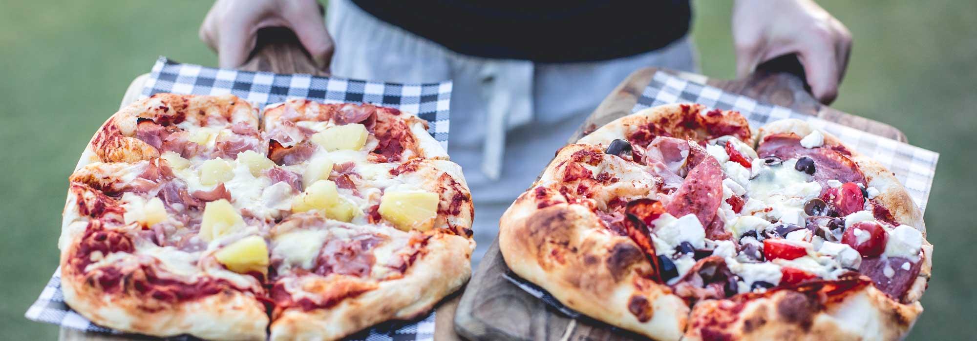 Pizza and Waringah Bowls Club
